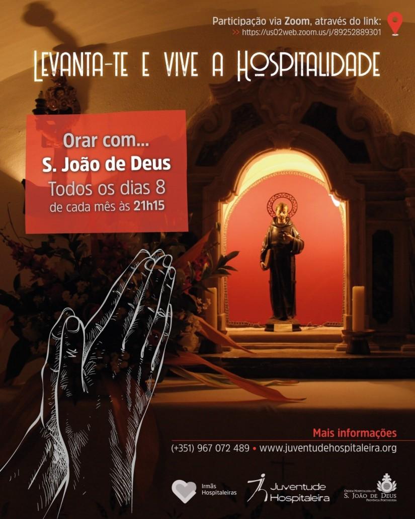 Orar com S. João de Deus