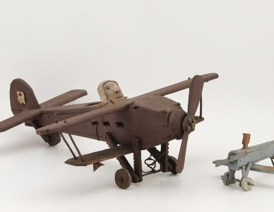 Avião com Piloto