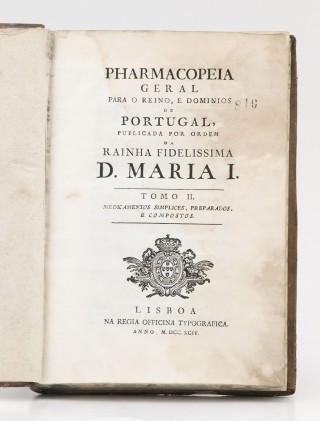 Pharmacopeia Geral